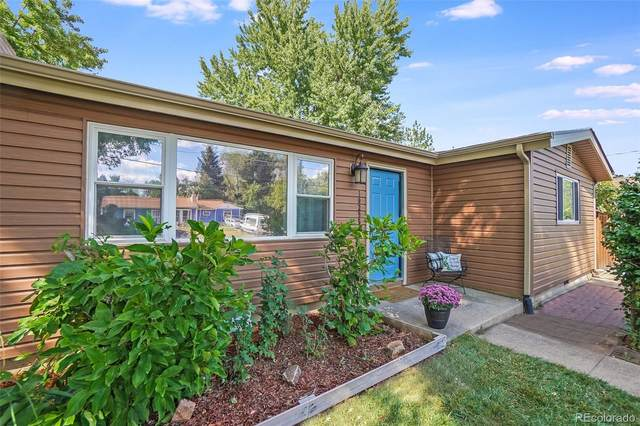 10295 W 8th Place, Lakewood, CO 80215 (#2223834) :: The DeGrood Team