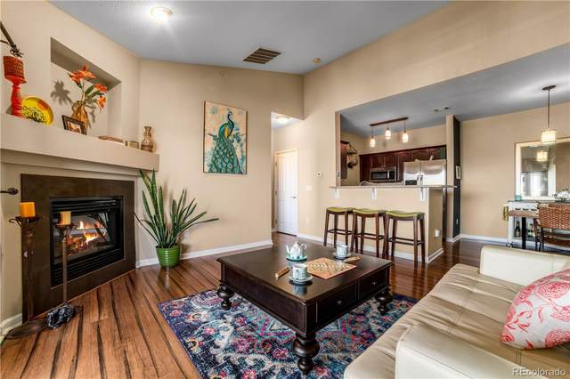 8389 S Independence Circle #306, Littleton, CO 80128 (#2223857) :: Briggs American Properties