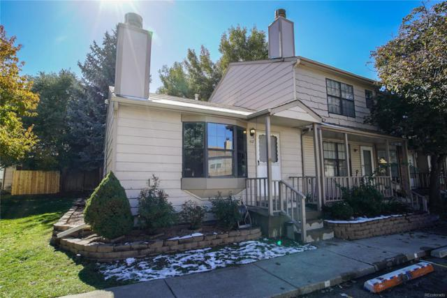 8172 Washington Street #112, Denver, CO 80229 (#2224382) :: The HomeSmiths Team - Keller Williams