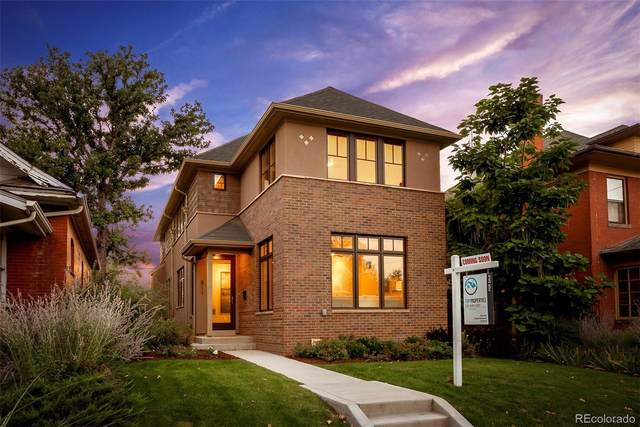 811 S Pearl Street, Denver, CO 80209 (#2224538) :: The Dixon Group