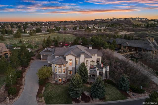 6804 Twisted Oak Drive, Castle Pines, CO 80108 (#2224666) :: The Gilbert Group