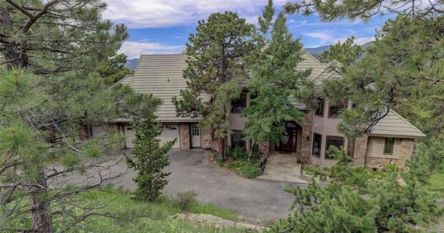 30546 Snowbird Lane, Evergreen, CO 80439 (#2224709) :: Mile High Luxury Real Estate