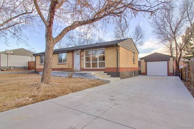 6280 W 61st Avenue, Arvada, CO 80003 (MLS #2224757) :: Colorado Real Estate : The Space Agency