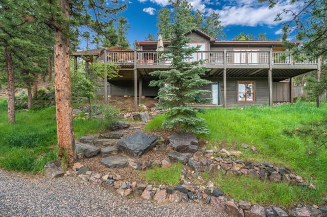 44 Oak Way, Evergreen, CO 80439 (#2225059) :: James Crocker Team