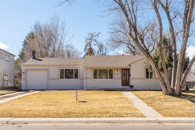 4586 E Dartmouth Avenue E, Denver, CO 80222 (#2225282) :: The Gilbert Group