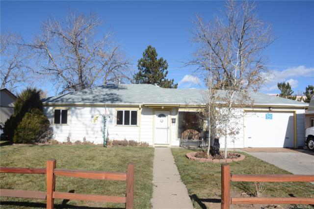 13683 E 13th Avenue, Aurora, CO 80011 (#2227368) :: House Hunters Colorado