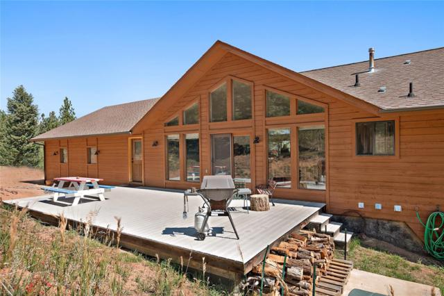 33624 Iroquois Trail, Pine, CO 80470 (MLS #2227566) :: Kittle Real Estate