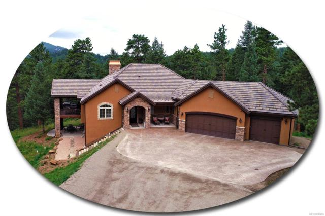 5269 Algonquin Road, Indian Hills, CO 80454 (MLS #2227775) :: Kittle Real Estate