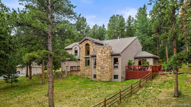 7576 Heartsease Way, Evergreen, CO 80439 (MLS #2227975) :: 8z Real Estate