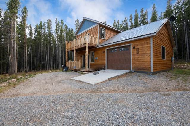 169 Beaver Road, Idaho Springs, CO 80452 (MLS #2228212) :: 8z Real Estate