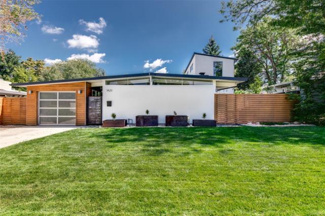 1420 S Dahlia Street, Denver, CO 80222 (#2228417) :: The Peak Properties Group