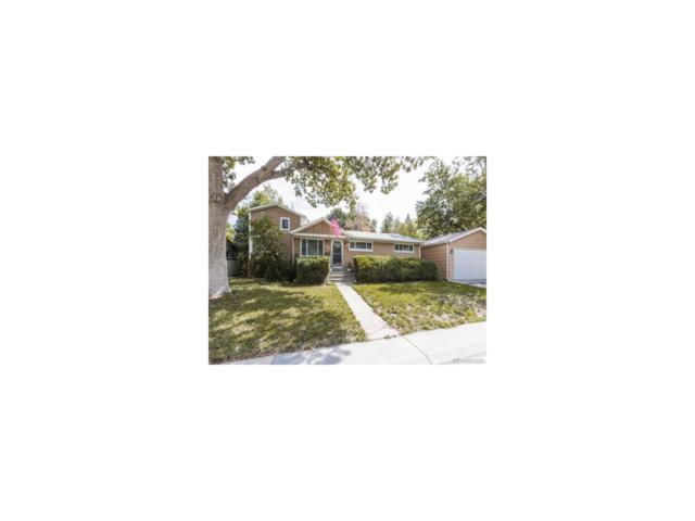 705 W Nassau Way, Englewood, CO 80110 (MLS #2228458) :: 8z Real Estate