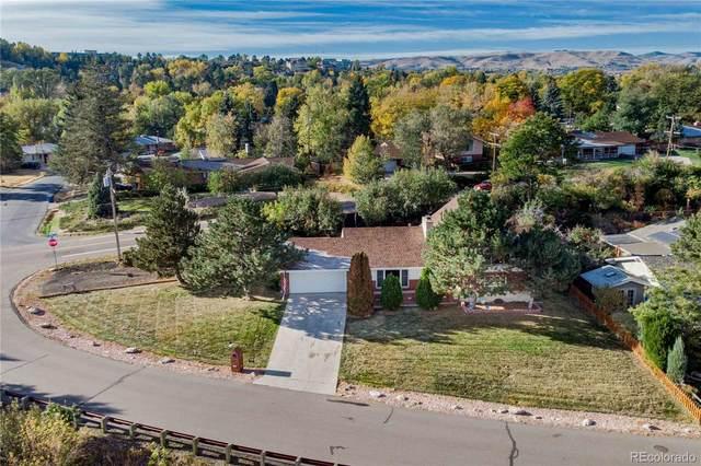 2000 Willow Lane, Lakewood, CO 80215 (MLS #2228468) :: 8z Real Estate