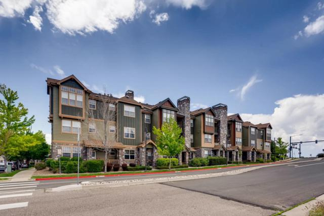 8489 Canyon Rim Circle #304, Englewood, CO 80112 (#2228859) :: Mile High Luxury Real Estate