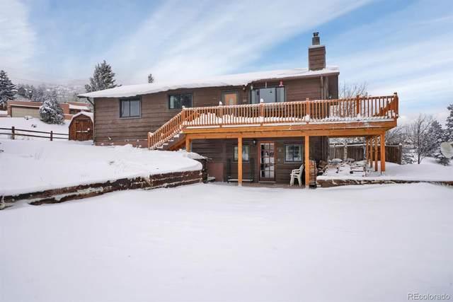 20 Primrose Street, Palmer Lake, CO 80133 (MLS #2228908) :: 8z Real Estate