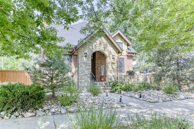 519 S Gaylord Street, Denver, CO 80209 (#2228931) :: The DeGrood Team