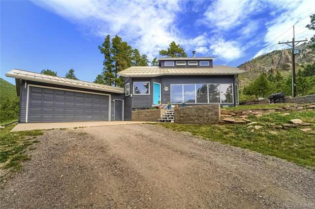 3378 Overland Road, Jamestown, CO 80455 (#2229069) :: Bring Home Denver with Keller Williams Downtown Realty LLC