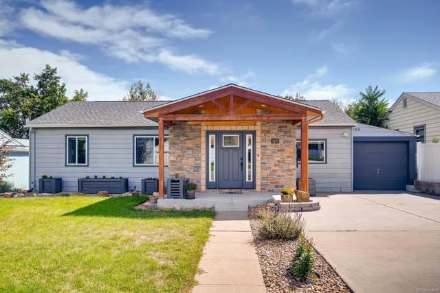 3470 S Eudora Street, Denver, CO 80222 (MLS #2229213) :: Bliss Realty Group