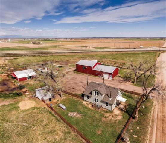 18331 County Road 29, Platteville, CO 80651 (#2229265) :: The Galo Garrido Group