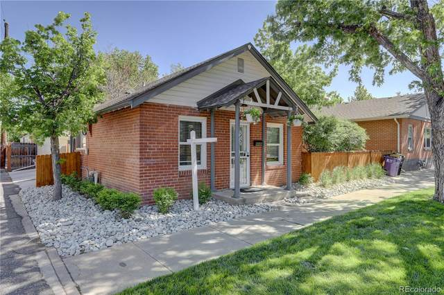 725 E Exposition Avenue, Denver, CO 80209 (#2229627) :: Wisdom Real Estate
