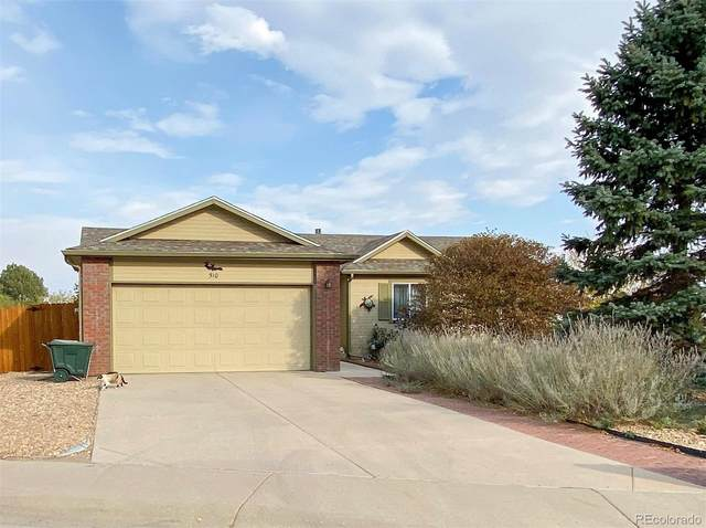 510 Melody Lane, Platteville, CO 80651 (#2230228) :: The Harling Team @ Homesmart Realty Group