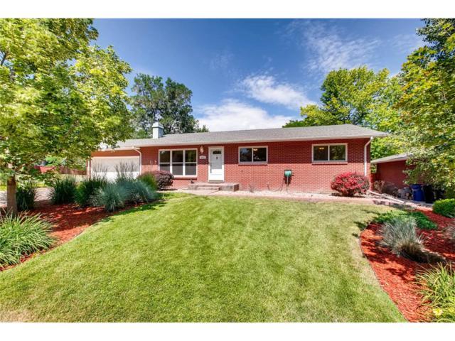 3593 S Hudson Street, Denver, CO 80237 (MLS #2230439) :: 8z Real Estate
