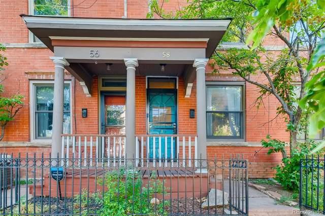58 S Bannock Street, Denver, CO 80223 (MLS #2230485) :: Stephanie Kolesar