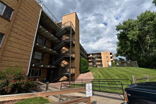 800 W Belleview Avenue #312, Englewood, CO 80110 (#2230667) :: The DeGrood Team