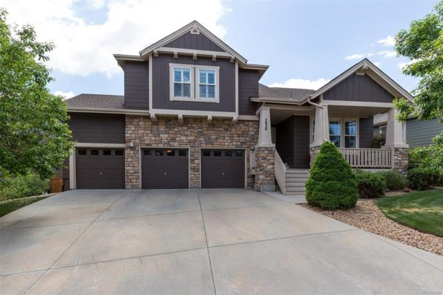 3926 Broadview Place, Castle Rock, CO 80109 (#2230668) :: The Heyl Group at Keller Williams