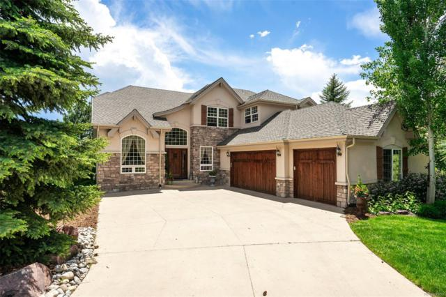 1082 Timbercrest Drive, Castle Pines, CO 80108 (#2230935) :: Wisdom Real Estate