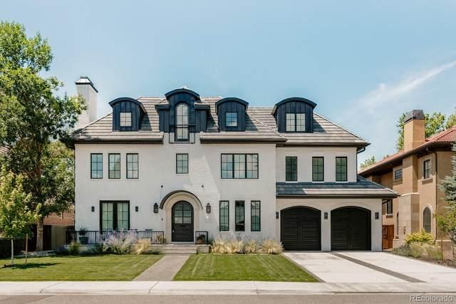 131 Fairfax Street, Denver, CO 80220 (MLS #2231256) :: Kittle Real Estate