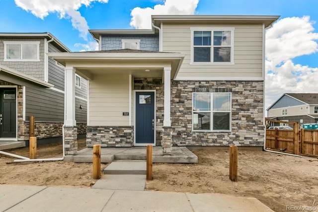 873 N Riviera Street, Aurora, CO 80018 (#2231288) :: Venterra Real Estate LLC
