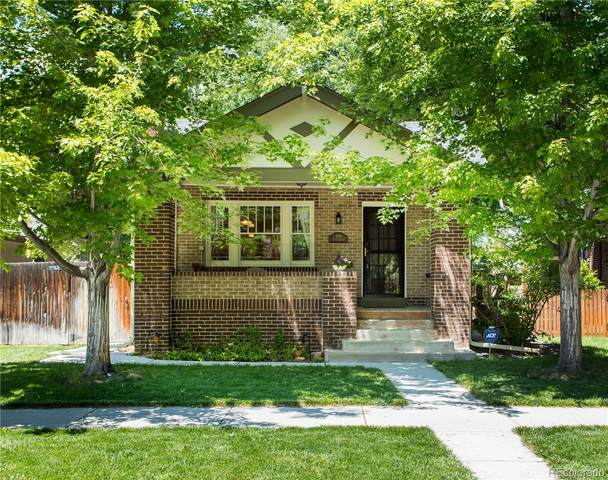 579 S Emerson Street, Denver, CO 80209 (MLS #2231509) :: 8z Real Estate