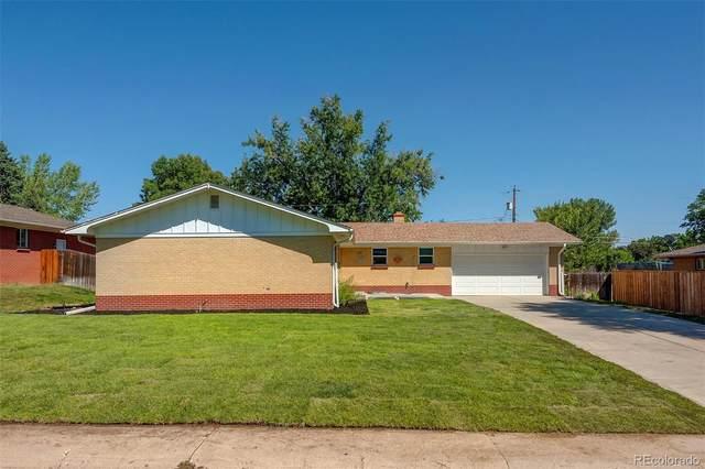 1570 S Harlan Street, Lakewood, CO 80232 (MLS #2231736) :: 8z Real Estate