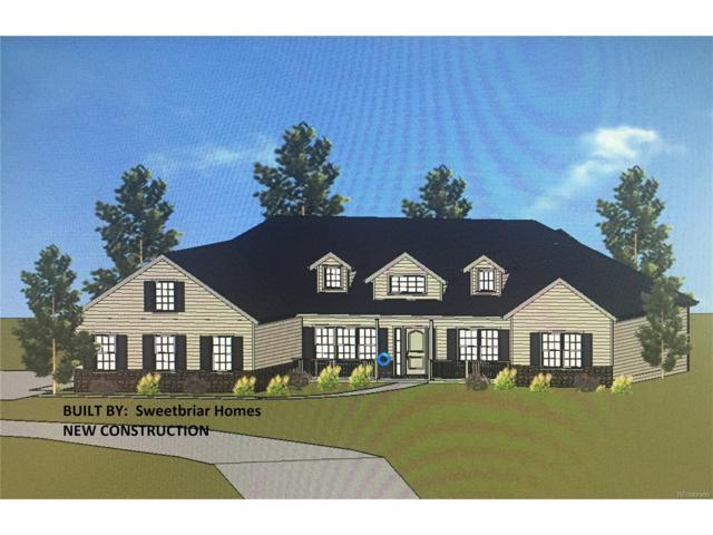 3758 John Wayne Circle, Parker, CO 80138 (MLS #2231772) :: 8z Real Estate