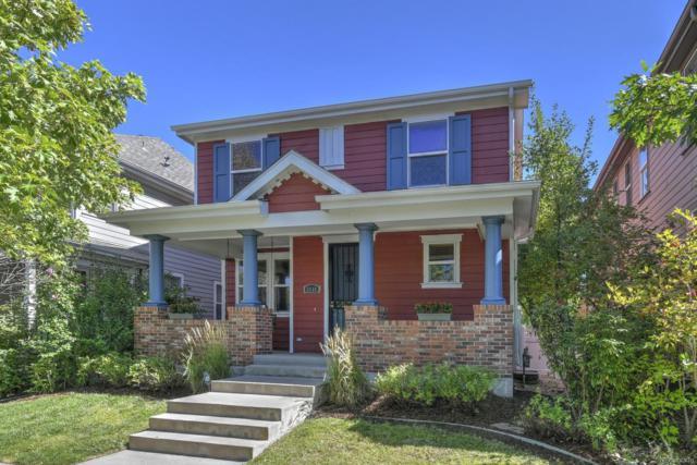 2848 Xanthia Street, Denver, CO 80238 (#2232187) :: Ben Kinney Real Estate Team