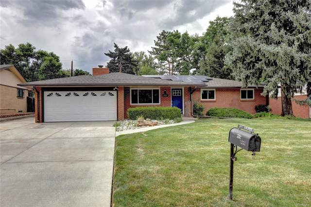 1095 Youngfield Street, Golden, CO 80401 (MLS #2232259) :: 8z Real Estate