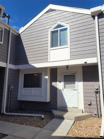 6875 W 84th Way #14, Arvada, CO 80003 (MLS #2232659) :: Kittle Real Estate