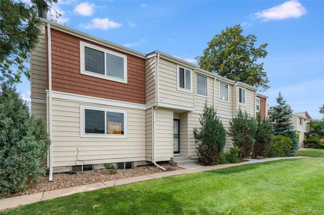 6880 E Mississippi Avenue A, Denver, CO 80224 (#2232741) :: The Scott Futa Home Team