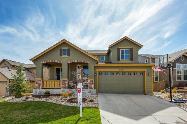 10978 Bluegate Way, Highlands Ranch, CO 80130 (#2233260) :: The Peak Properties Group