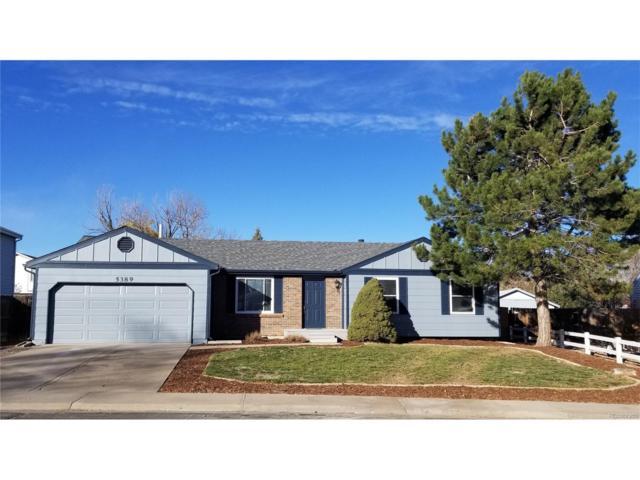 5389 E 114th Place, Thornton, CO 80233 (#2233614) :: RE/MAX Professionals