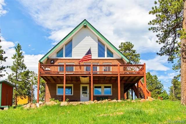 26995 Berrian Trail, Conifer, CO 80433 (#2233650) :: Stephanie Fryncko | Keller Williams Integrity