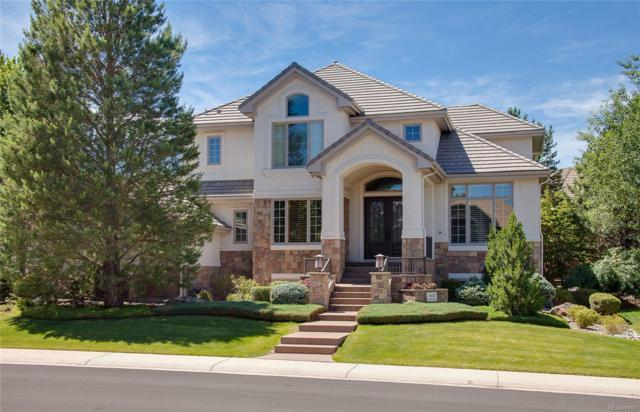 9429 S Star Hill Circle, Lone Tree, CO 80124 (#2233850) :: The Galo Garrido Group