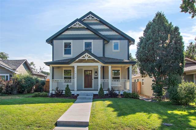 1612 S Clayton Street, Denver, CO 80210 (#2233926) :: Bring Home Denver with Keller Williams Downtown Realty LLC