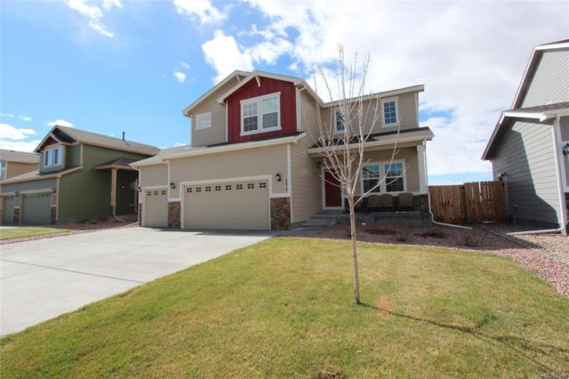 10829 Scenic Brush Drive, Peyton, CO 80831 (MLS #2234004) :: Bliss Realty Group