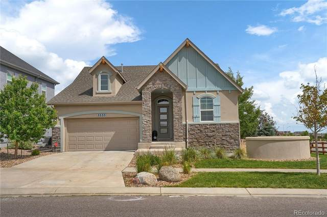 5555 Wolf Village Drive, Colorado Springs, CO 80924 (#2234270) :: The Griffith Home Team
