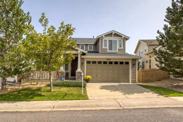 10850 Huntwick Street, Highlands Ranch, CO 80130 (#2234603) :: The Brokerage Group