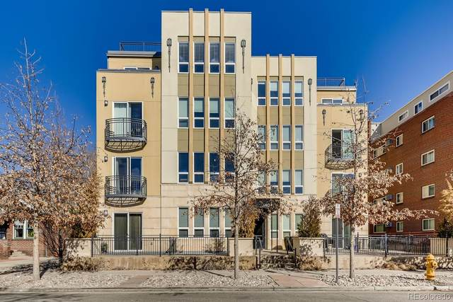 340 S Lafayette Street #304, Denver, CO 80209 (#2234857) :: Wisdom Real Estate