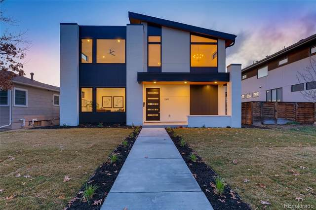 1149 S Cook Street, Denver, CO 80210 (#2235119) :: Re/Max Structure