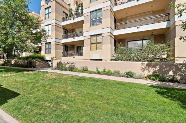 180 Cook Street #109, Denver, CO 80206 (#2235239) :: The Galo Garrido Group